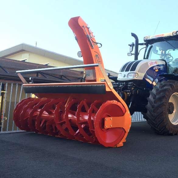 Cxserie 3punkt Schneefräse Traktor Schneefräse: Fuhrpark